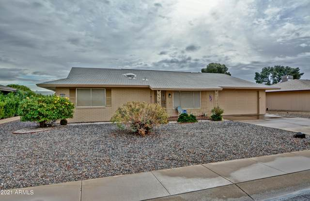 19601 N Concho Circle, Sun City, AZ 85373 (MLS #6185434) :: My Home Group
