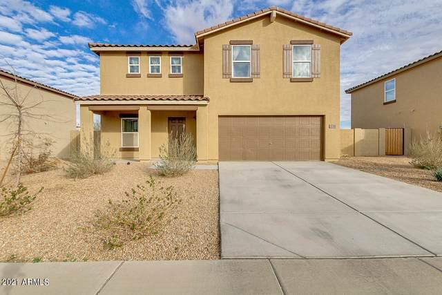 1744 N Logan Lane, Casa Grande, AZ 85122 (MLS #6185445) :: Keller Williams Realty Phoenix