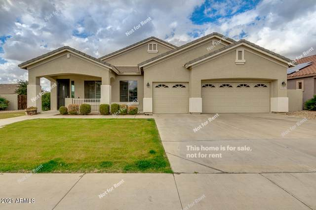 2136 S Canfield, Mesa, AZ 85209 (MLS #6185448) :: The Helping Hands Team