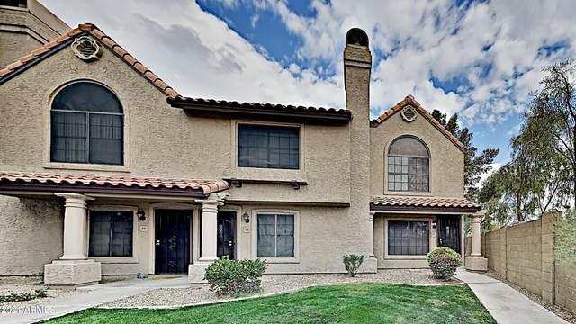 3491 N Arizona Avenue #37, Chandler, AZ 85225 (MLS #6185452) :: The Ellens Team