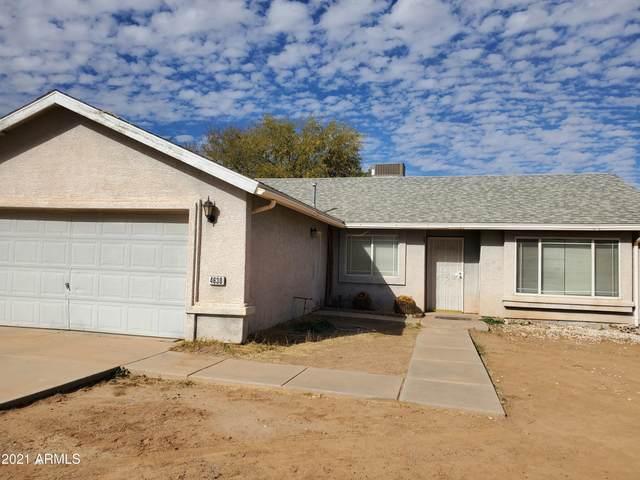 4730 E Colt Drive, Eloy, AZ 85131 (MLS #6185460) :: The Kurek Group