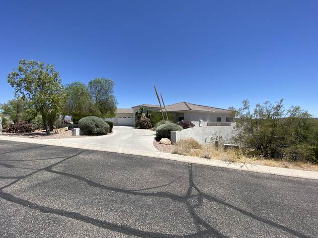 2705 W Saddleridge Way, Wickenburg, AZ 85390 (MLS #6185483) :: The Everest Team at eXp Realty