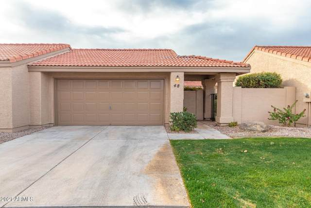 945 N Pasadena #48, Mesa, AZ 85201 (MLS #6185488) :: The Kurek Group