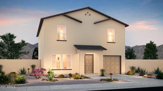 216 W Taylor Avenue, Coolidge, AZ 85128 (MLS #6185511) :: The Kurek Group