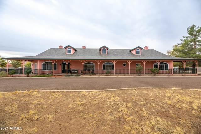 21411 W Cloud Road, Wittmann, AZ 85361 (MLS #6185515) :: The Everest Team at eXp Realty