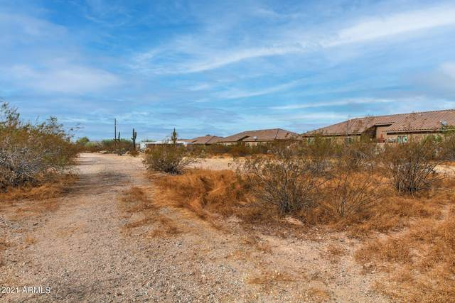 94 W Roundup Street, Apache Junction, AZ 85120 (MLS #6185519) :: BVO Luxury Group