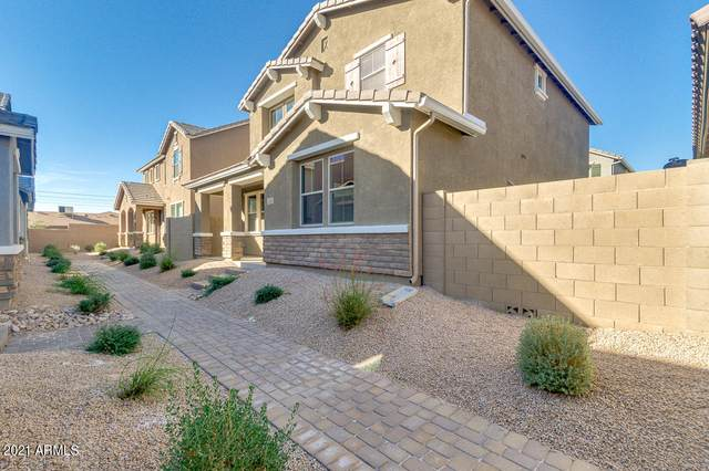252 N 56TH Place, Mesa, AZ 85205 (MLS #6185539) :: The Luna Team
