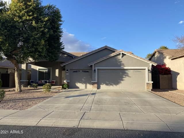 15040 W Poinsettia Drive, Surprise, AZ 85379 (MLS #6185566) :: My Home Group