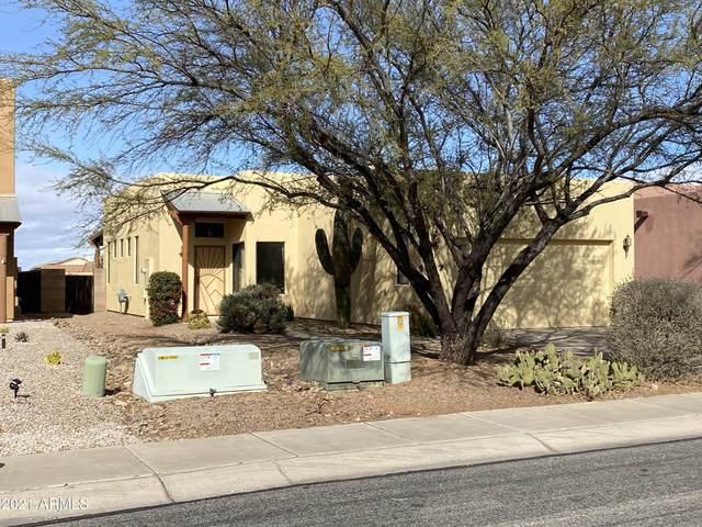 1997 Chaplain Carter Drive, Sierra Vista, AZ 85635 (MLS #6185575) :: Keller Williams Realty Phoenix