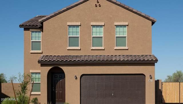 2388 E Santa Ynez Drive, Casa Grande, AZ 85194 (MLS #6185585) :: The Ellens Team