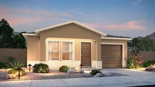 165 W Taylor Avenue, Coolidge, AZ 85128 (MLS #6185589) :: The Ellens Team