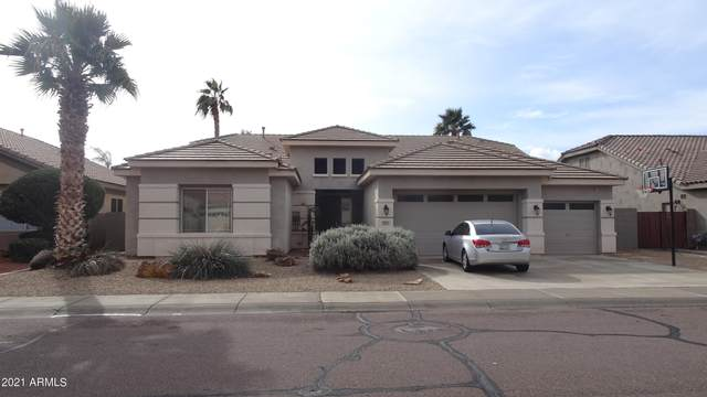 8061 W Louise Drive, Peoria, AZ 85383 (MLS #6185598) :: Yost Realty Group at RE/MAX Casa Grande