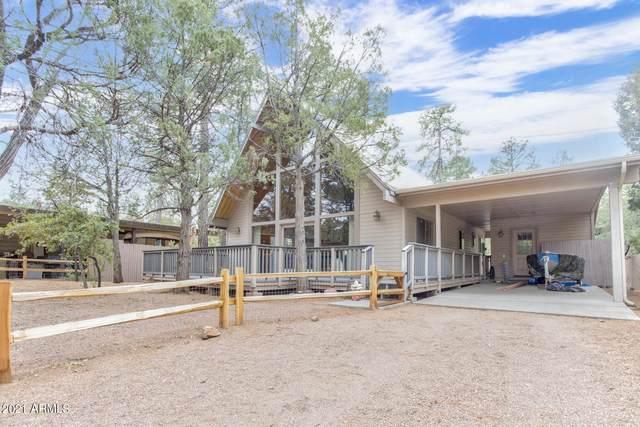 1120 N Gila Drive, Payson, AZ 85541 (MLS #6185604) :: The Helping Hands Team
