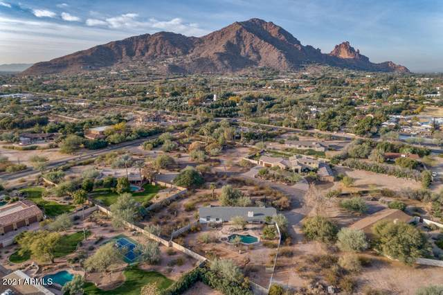 6021 N 64TH Place, Paradise Valley, AZ 85253 (MLS #6185613) :: Keller Williams Realty Phoenix