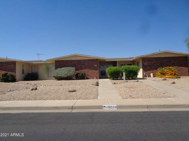 18634 N 133RD Avenue, Sun City West, AZ 85375 (MLS #6185638) :: D & R Realty LLC