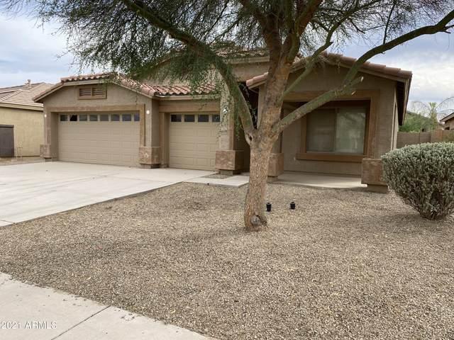 46007 W Dirk Street, Maricopa, AZ 85139 (MLS #6185647) :: Yost Realty Group at RE/MAX Casa Grande