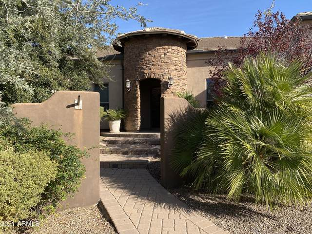 31207 N 48TH Street, Cave Creek, AZ 85331 (MLS #6185658) :: The Daniel Montez Real Estate Group