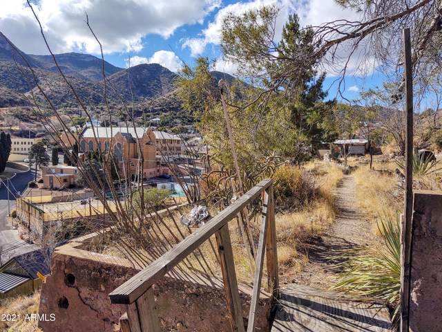 203B Tombstone Canyon, Bisbee, AZ 85603 (MLS #6185663) :: The Helping Hands Team