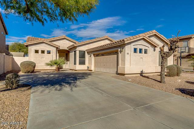 1460 E Dana Place, Chandler, AZ 85225 (MLS #6185665) :: My Home Group