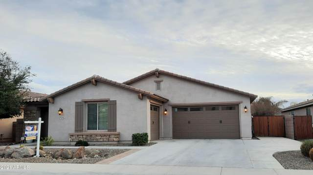 2487 E Aris Drive, Gilbert, AZ 85298 (MLS #6185675) :: The Helping Hands Team