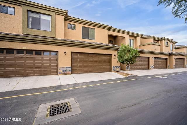 705 W Queen Creek Road #1058, Chandler, AZ 85248 (MLS #6185677) :: The Ellens Team