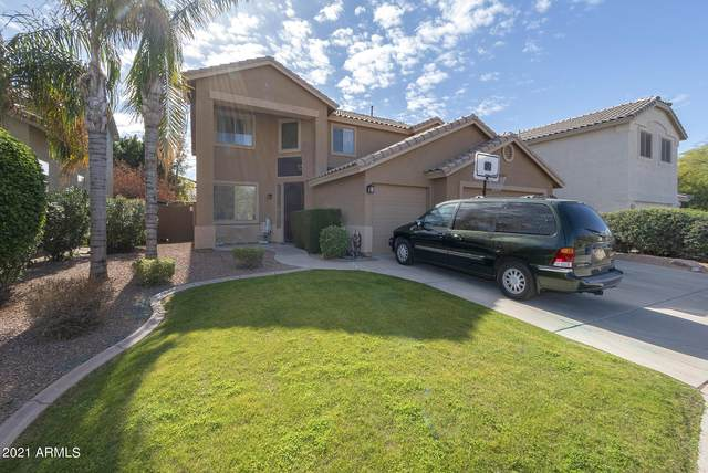 423 W Myrtle Drive, Chandler, AZ 85248 (MLS #6185682) :: My Home Group