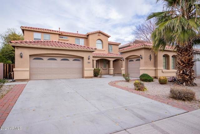 876 W Glenmere Drive, Chandler, AZ 85225 (MLS #6185688) :: My Home Group