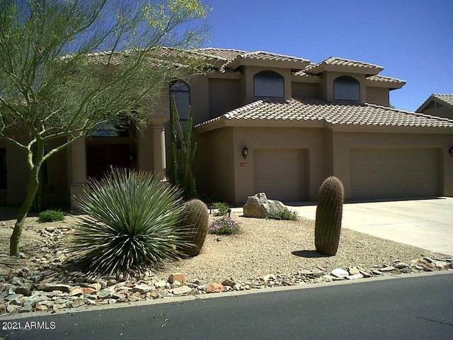 11743 N 125TH Place, Scottsdale, AZ 85259 (MLS #6185693) :: Long Realty West Valley