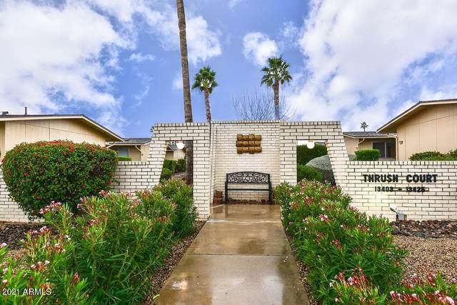 13419 W Desert Glen Drive, Sun City West, AZ 85375 (MLS #6185708) :: Yost Realty Group at RE/MAX Casa Grande