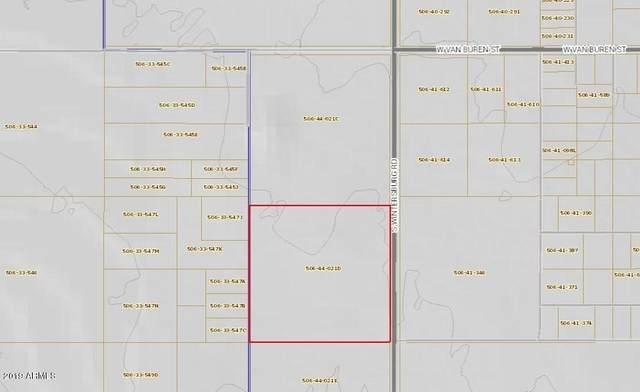 230 S Wintersburg Road, Tonopah, AZ 85354 (MLS #6185714) :: The Dobbins Team