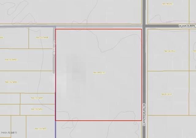 220 S Wintersburg Road, Tonopah, AZ 85354 (MLS #6185716) :: The Dobbins Team