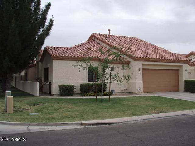 45 E 9TH Place #87, Mesa, AZ 85201 (MLS #6185723) :: Long Realty West Valley