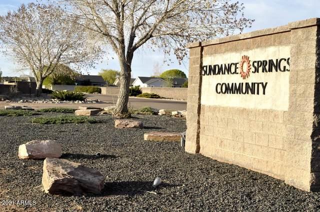 105 Acres Sundance Springs, Snowflake, AZ 85937 (MLS #6185731) :: Yost Realty Group at RE/MAX Casa Grande