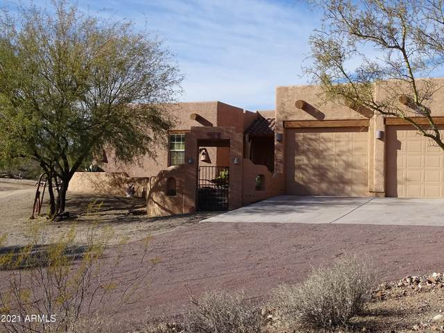 48908 N 288TH Avenue, Wickenburg, AZ 85390 (MLS #6185754) :: The Daniel Montez Real Estate Group
