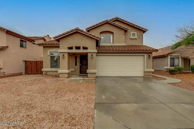 15867 W Tasha Drive, Surprise, AZ 85374 (MLS #6185755) :: My Home Group