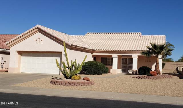 13806 W Via Manana Drive, Sun City West, AZ 85375 (MLS #6185759) :: Yost Realty Group at RE/MAX Casa Grande