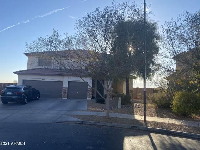 6231 S 30TH Drive, Phoenix, AZ 85041 (MLS #6185763) :: Budwig Team | Realty ONE Group