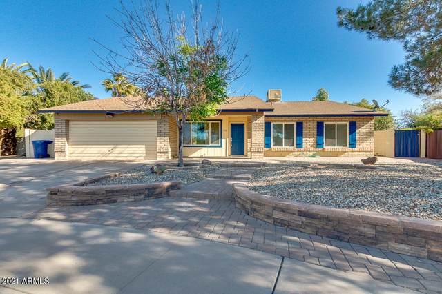 1308 W Palo Verde Drive, Chandler, AZ 85224 (MLS #6185764) :: My Home Group