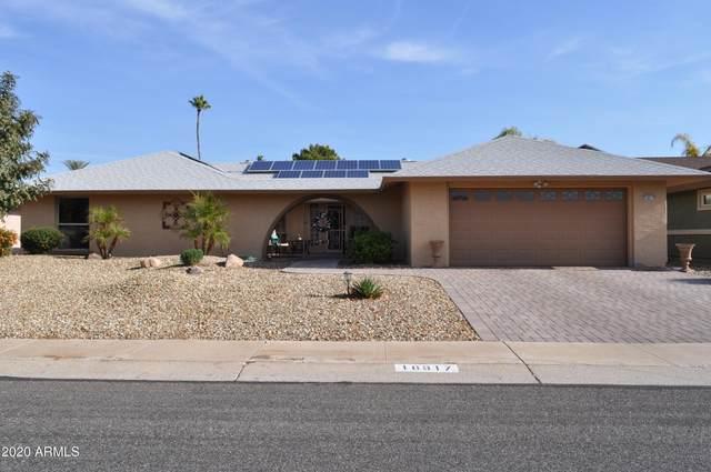 18817 N Welk Drive, Sun City, AZ 85373 (MLS #6185779) :: My Home Group