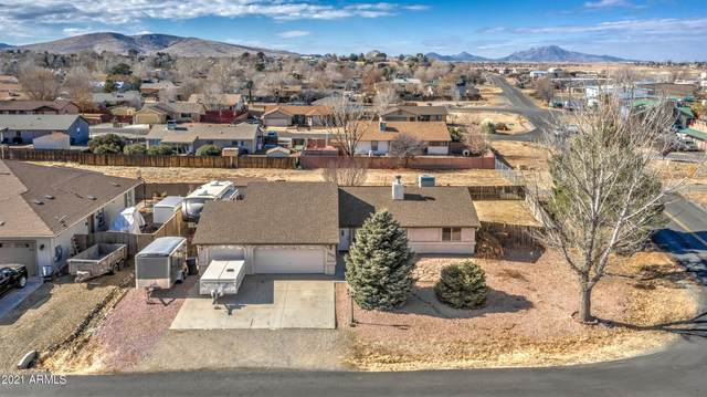 5700 N Roadrunner Drive, Prescott Valley, AZ 86314 (MLS #6185787) :: The W Group