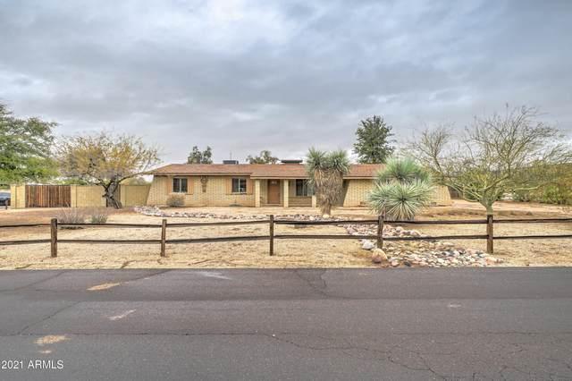7702 E Davenport Drive, Scottsdale, AZ 85260 (MLS #6185799) :: The Riddle Group