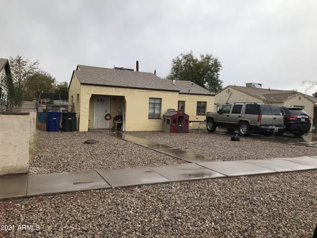 444 N Colorado Street, Chandler, AZ 85225 (MLS #6185801) :: My Home Group