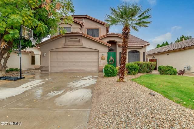 540 E Sherri Drive, Gilbert, AZ 85296 (MLS #6185806) :: Keller Williams Realty Phoenix
