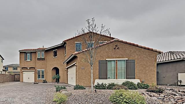2619 E Stacey Road, Gilbert, AZ 85298 (MLS #6185815) :: The Kurek Group