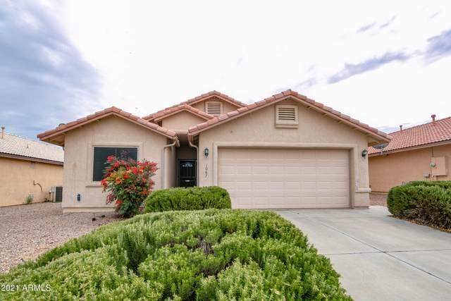 1067 Montrose Avenue, Sierra Vista, AZ 85635 (MLS #6185835) :: Yost Realty Group at RE/MAX Casa Grande