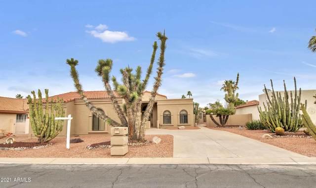 10902 E Bellflower Drive, Chandler, AZ 85248 (MLS #6185840) :: My Home Group