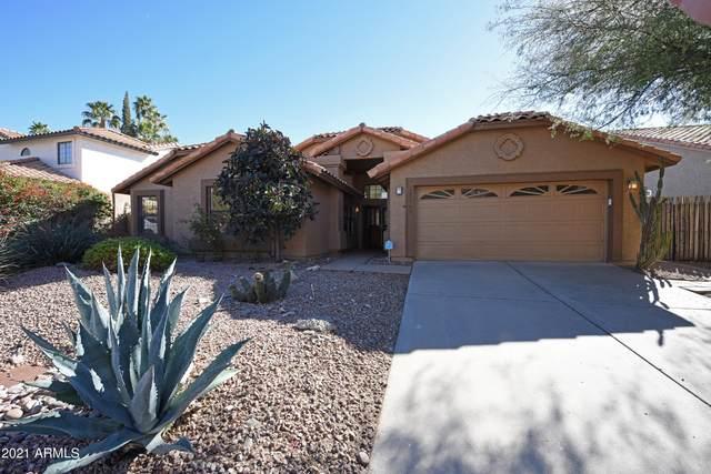 10367 E Wood Drive, Scottsdale, AZ 85260 (MLS #6185854) :: The Riddle Group