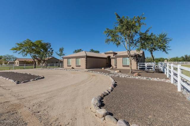 4808 E Rogers Lane, San Tan Valley, AZ 85140 (MLS #6185869) :: Keller Williams Realty Phoenix