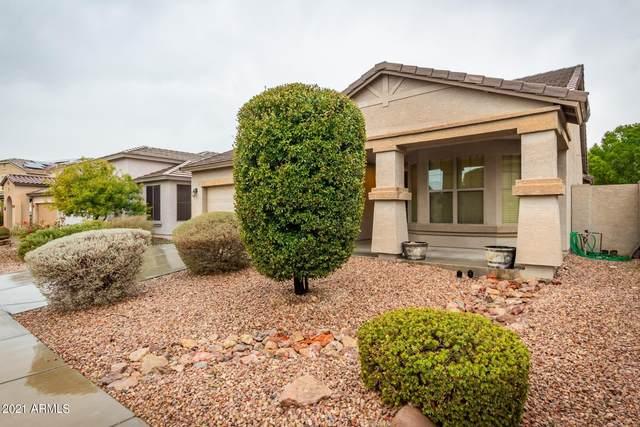 11718 W Jessie Lane, Peoria, AZ 85383 (MLS #6185871) :: Long Realty West Valley