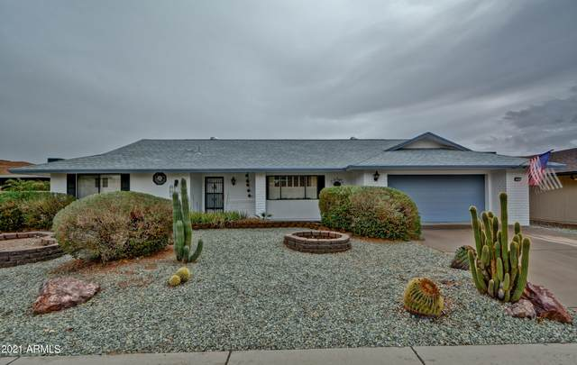 21423 N Palm Desert Drive, Sun City West, AZ 85375 (MLS #6185874) :: Yost Realty Group at RE/MAX Casa Grande
